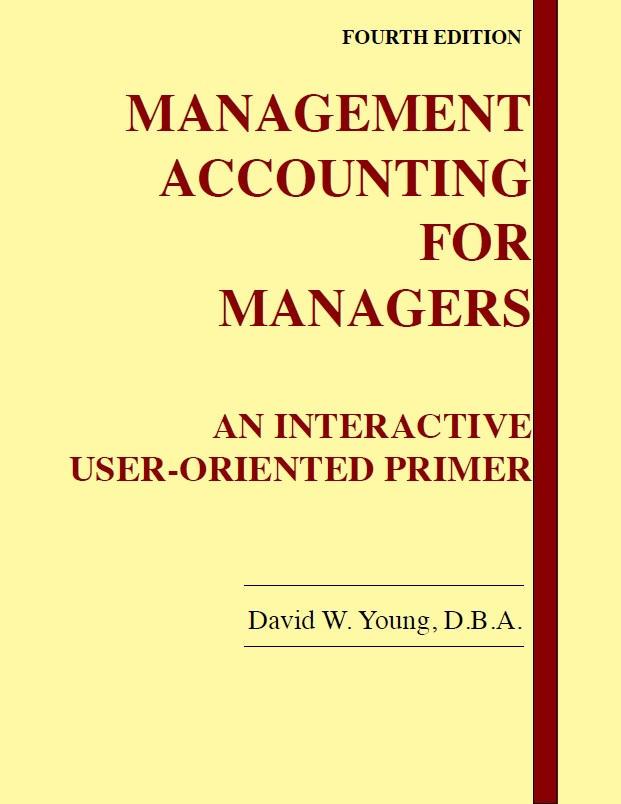Management Accounting Primer